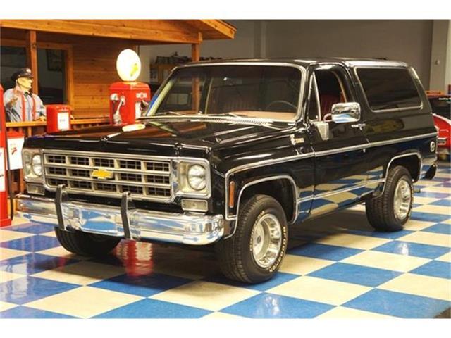 1978 Chevrolet Blazer | 746281