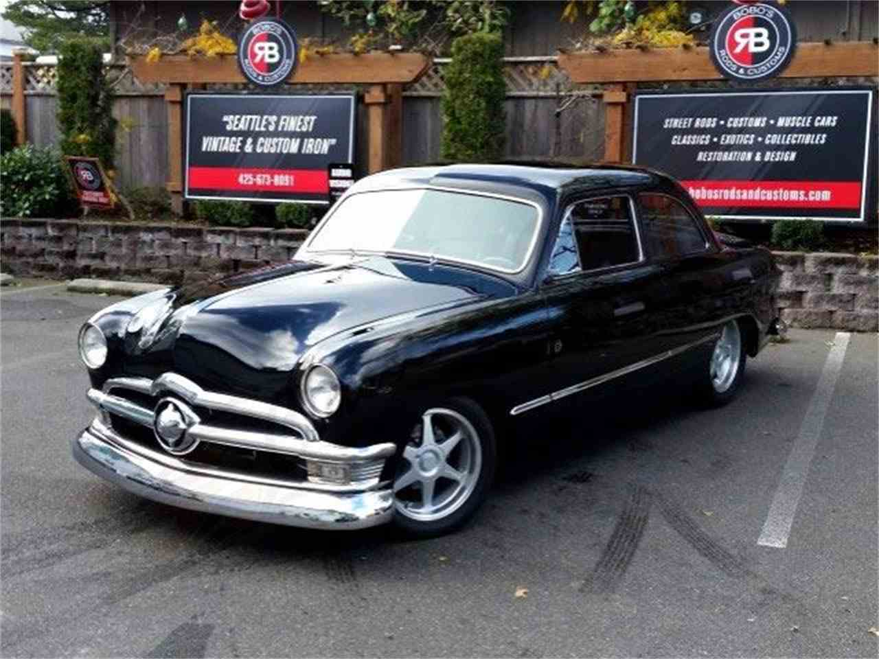 1950 ford coupe for sale cc 746674. Black Bedroom Furniture Sets. Home Design Ideas
