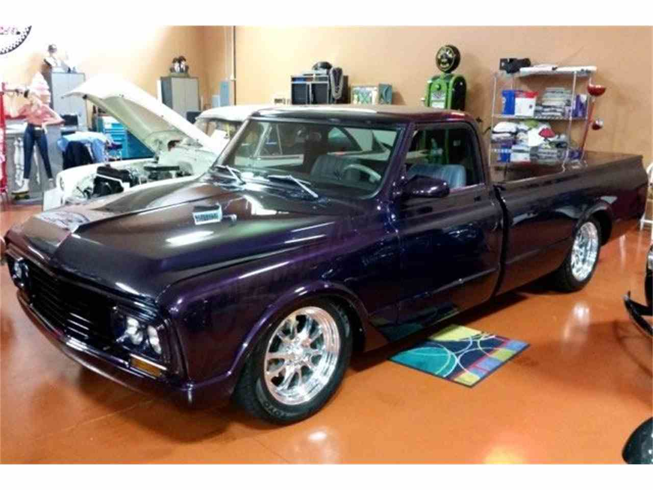Large Picture of '68 PICKUP C10 - G050