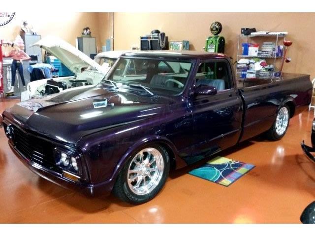 1968 GMC C10 PICKUP | 746676