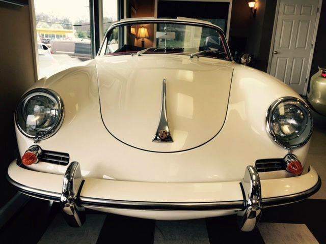 1961 Porsche 356 | 746791