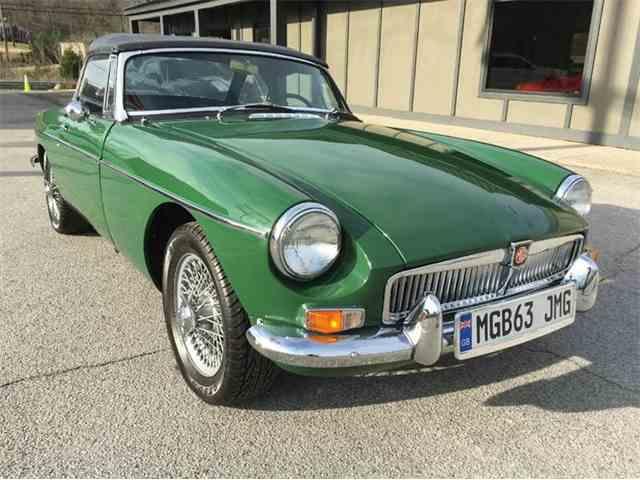 1963 MG MGB | 746796