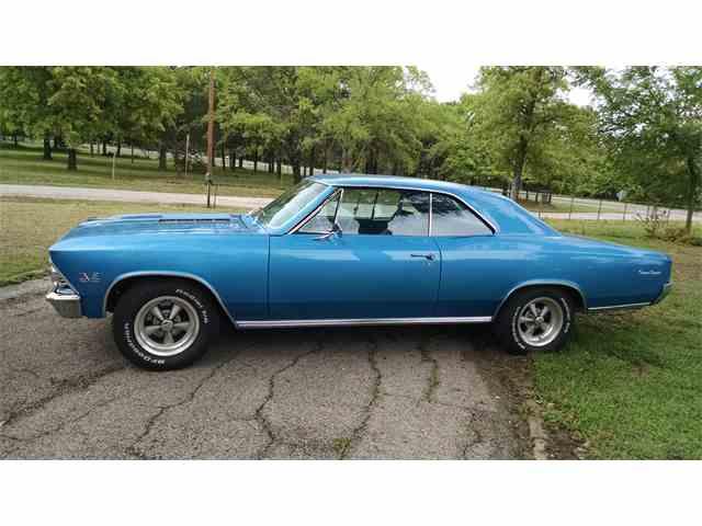 1966 Chevrolet Chevelle SS | 746805