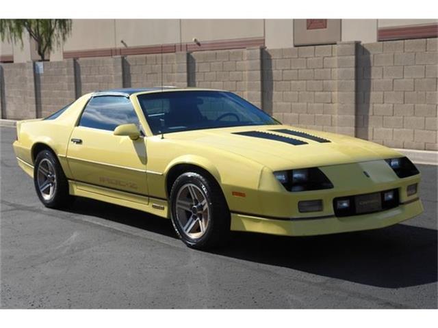 1986 Chevrolet Camaro | 746848