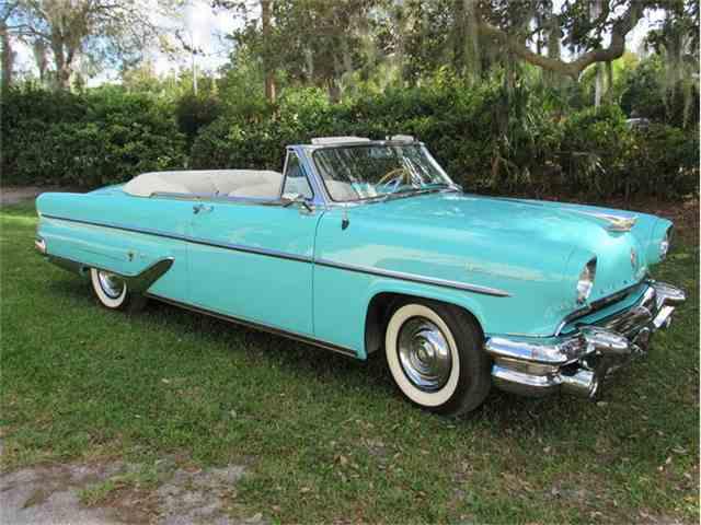 1955 Lincoln Capri | 747018