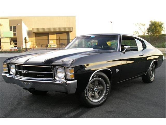 1971 Chevrolet Chevelle SS | 747048