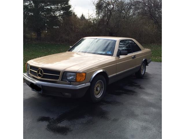 1985 Mercedes-Benz 500SEC | 747094