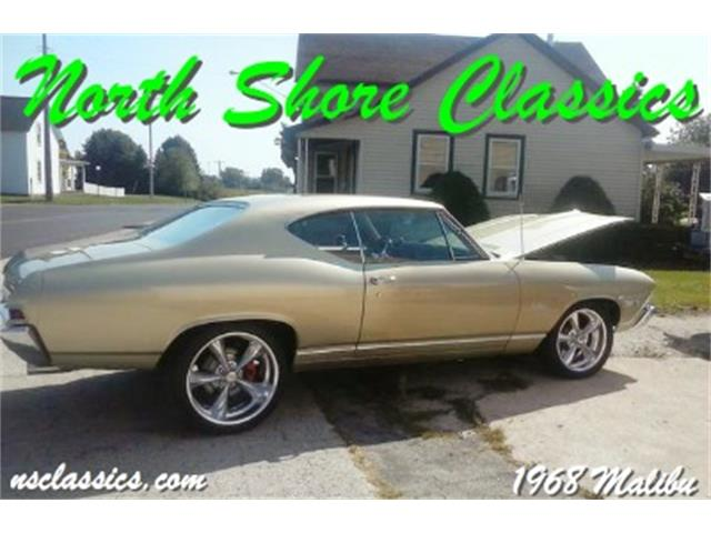 1968 Chevrolet Chevelle | 740071