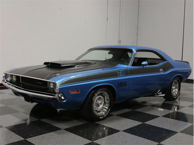 1970 Dodge Challenger T/A Six-Pack | 740719