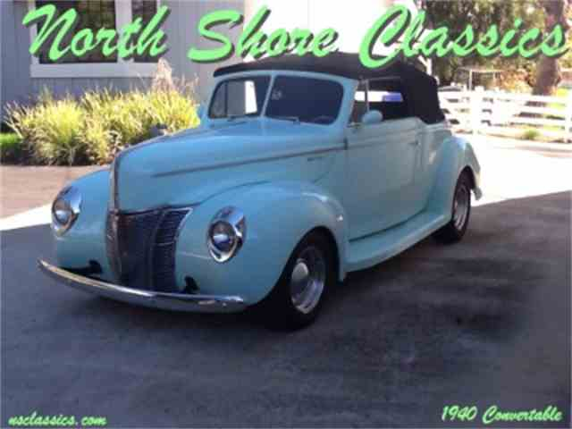 1940 Ford Deluxe | 740072