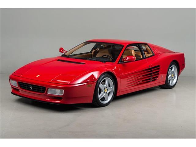 1992 Ferrari 512 TR | 747210
