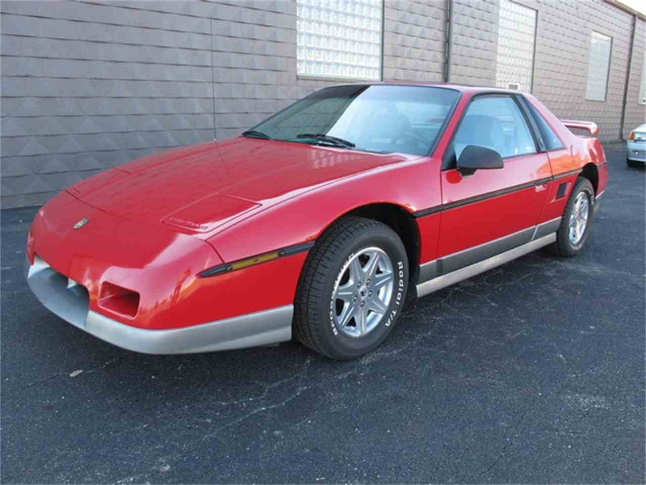 1989 Pontiac Fiero for Sale - CC-747217