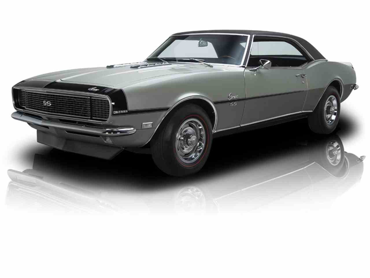 1968 Chevrolet Camaro Rs Ss For Sale Classiccars Com