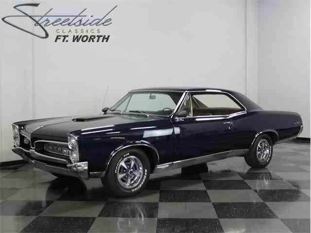 1967 Pontiac GTO | 740725