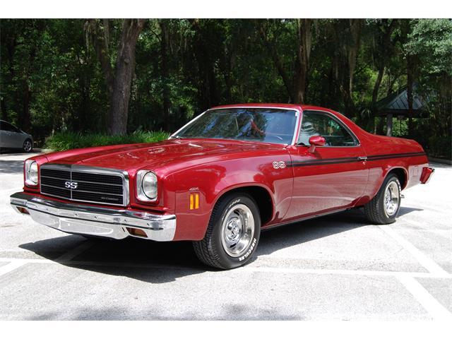 1974 Chevrolet El Camino | 740727