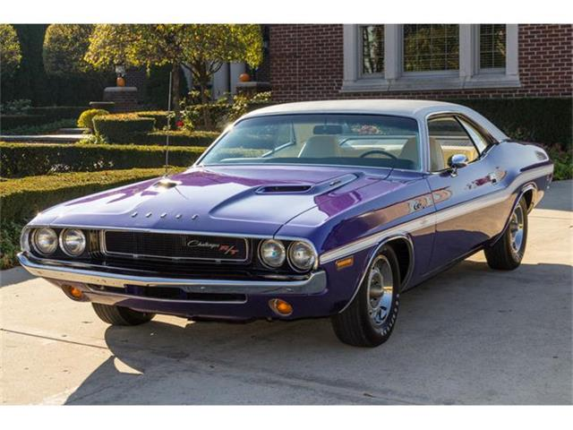 1970 Dodge Challenger R/T | 740738