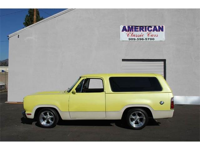 1977 Dodge Ramcharger | 747401