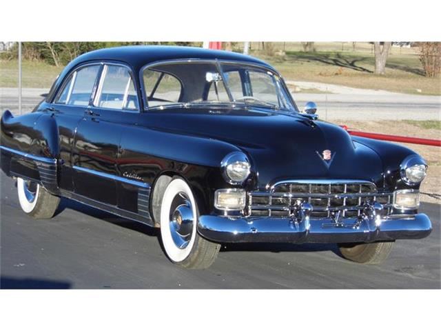 1948 Cadillac Series 62 | 747588