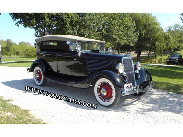 1934 Ford Model 40 | 747595
