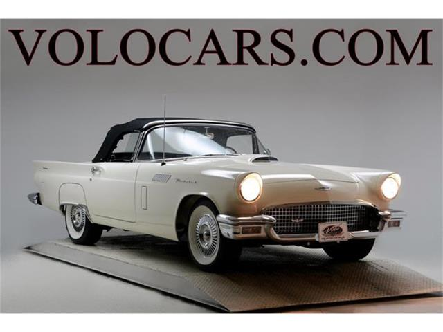 1957 Ford Thunderbird | 747613