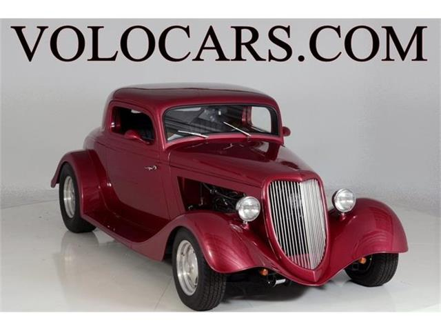 1934 Ford Deluxe | 747642