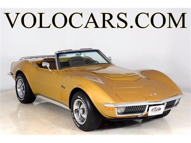 1971 Chevrolet Corvette | 747704