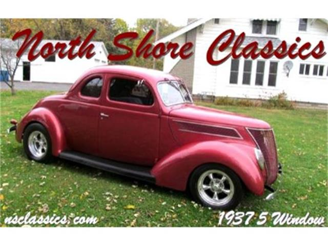 1937 Ford 5-Window Coupe | 747779