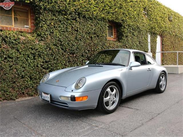1996 Porsche 993 | 747844