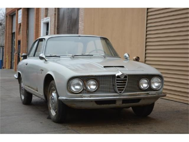 1964 Alfa Romeo 2600 | 747881