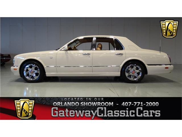 2001 Bentley Arnage | 747897