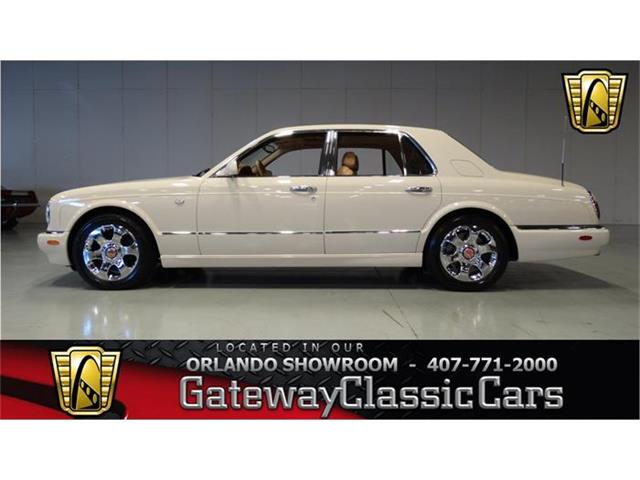 2001 Bentley Arnage | 747897