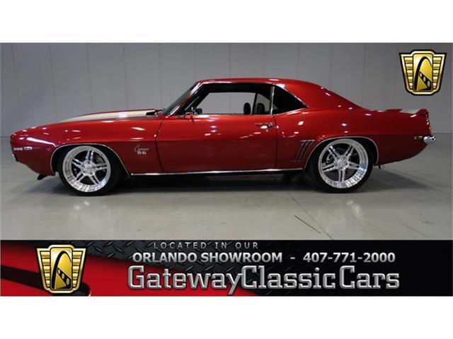 1969 Chevrolet Camaro | 747901
