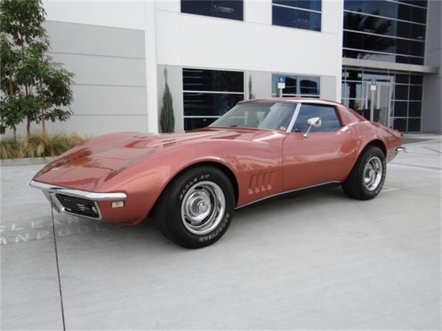 1968 Chevrolet Corvette | 747915