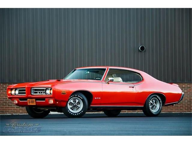 1969 Pontiac GTO (The Judge) | 747978