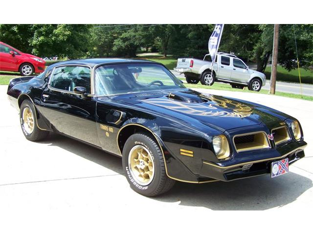1976 Pontiac Trans AM Y82 455 4sp | 740802