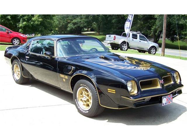 1976 Pontiac Trans AM Y82 455 4sp | 740802
