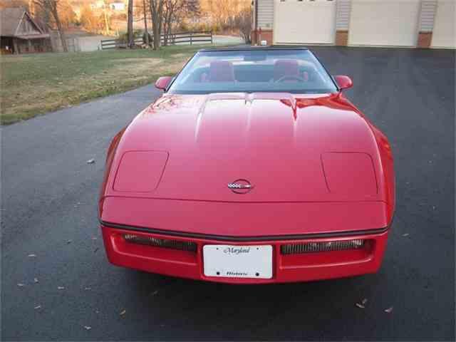 1987 Chevrolet Corvette | 748058
