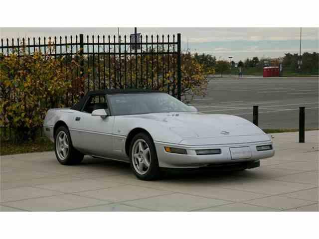 1996 Chevrolet Corvette | 748062