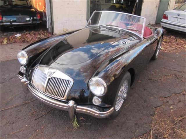 1962 MG MGA MK II | 740810