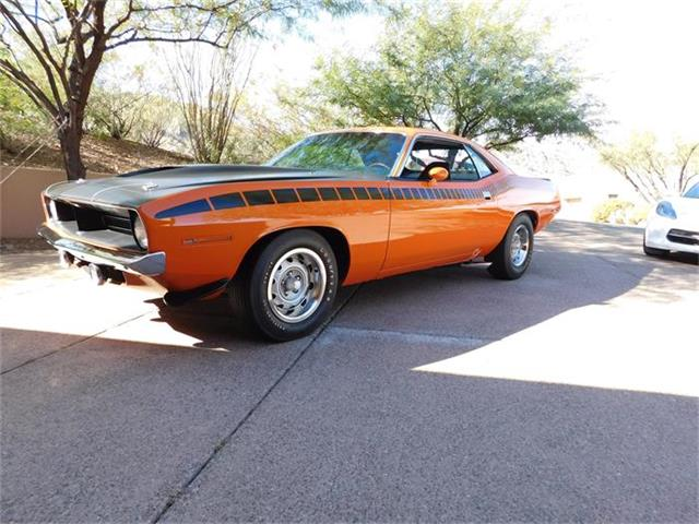 1970 Plymouth Barracuda AAR | 748110
