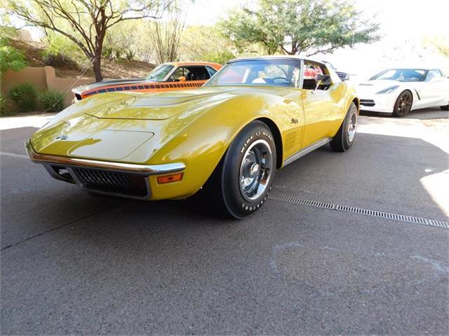 1972 Chevrolet Corvette | 748111