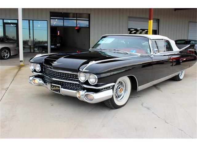 1959 Cadillac Series 62 | 748126