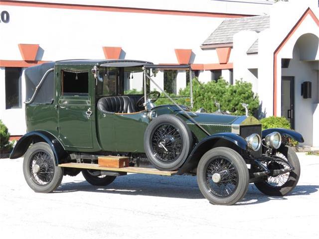 1919 Rolls-Royce Silver Ghost | 748127