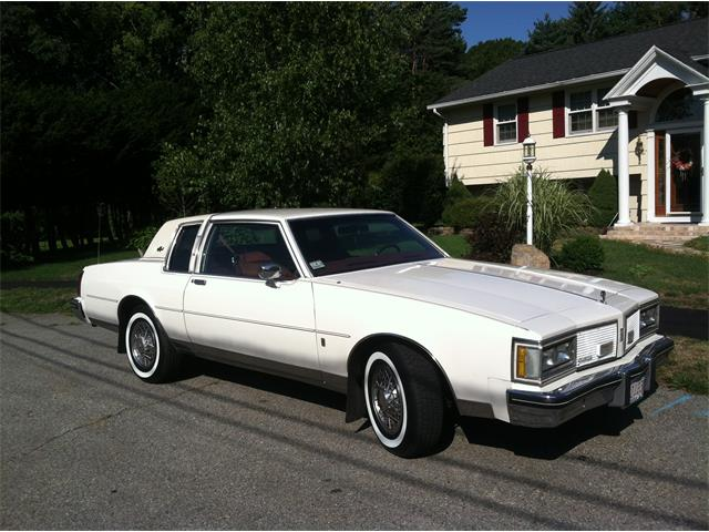 1981 Oldsmobile Delta 88 Royale | 748131