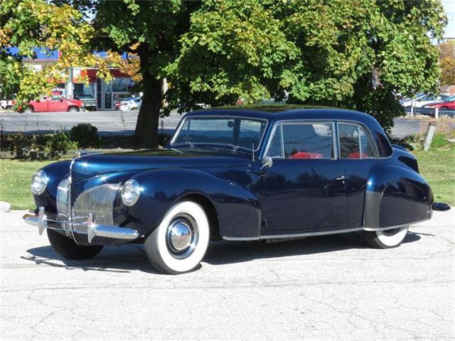 1940 Lincoln Continental | 748183