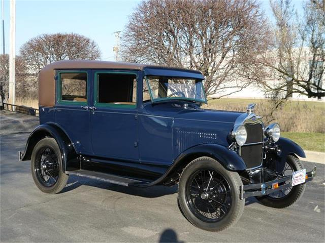 1929 Ford Model A | 748439