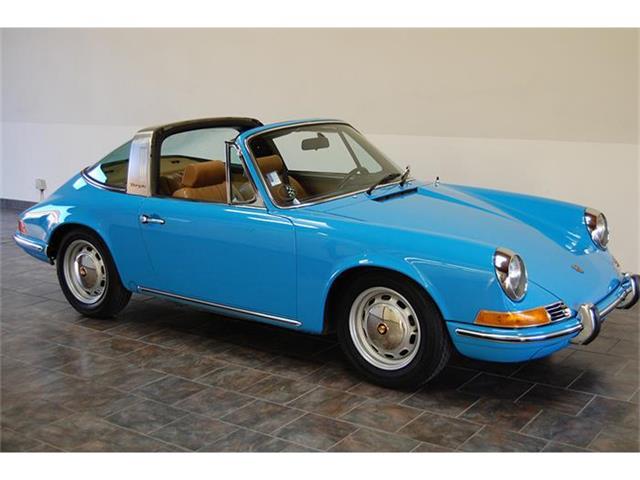 1970 Porsche 911T | 748498