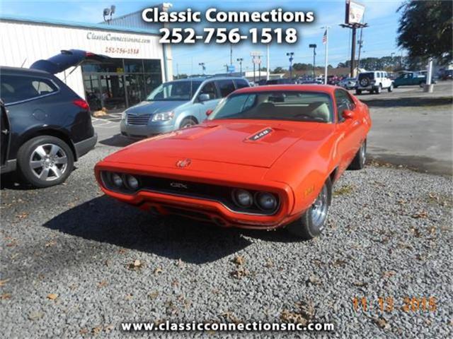 1971 Plymouth GTX | 740850