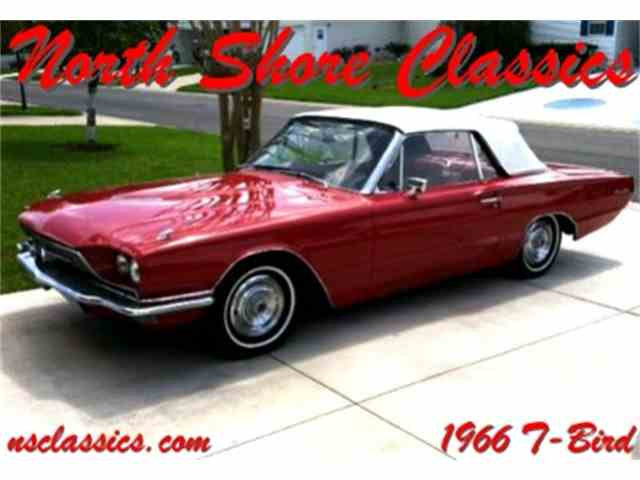 1966 Ford Thunderbird | 740859