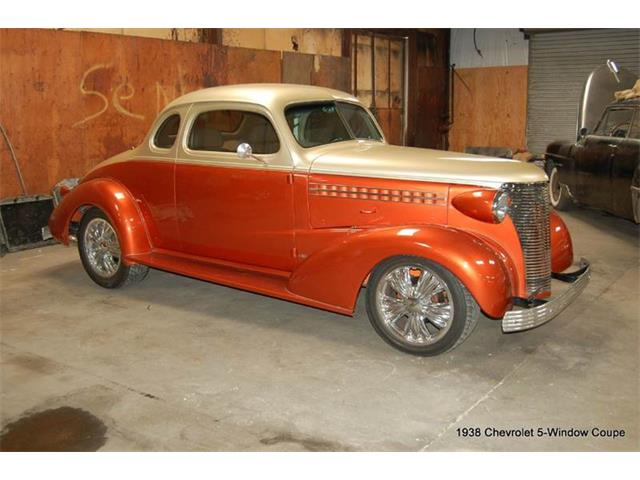 1938 Chevrolet Coupe | 740866